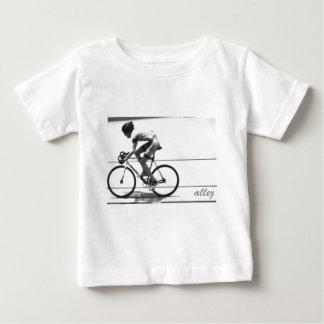 トラックサイクリスト ベビーTシャツ