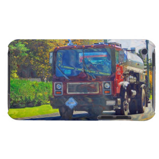 トラック運転手のトラック恋人のための大きい装備のデザイン Case-Mate iPod TOUCH ケース