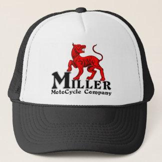 トラック運転手の帽子のミラーMotocycleロゴ キャップ