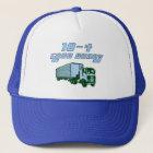 トラック運転手の帽子10-4のよい相棒 キャップ
