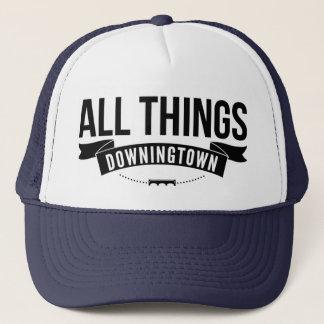 トラック運転手の帽子-すべての事Downingtown キャップ