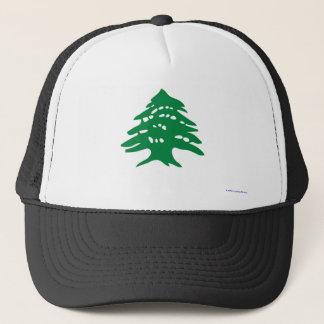 トラック運転手の帽子-レバノンのヒマラヤスギ キャップ