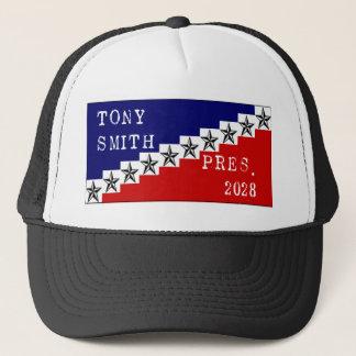 トラック運転手の旗の帽子 キャップ