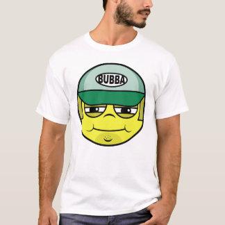 トラック運転手の顔 Tシャツ