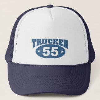 トラック運転手55 キャップ