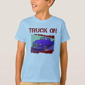 トラック Tシャツ