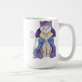 トラネコのマグ コーヒーマグカップ