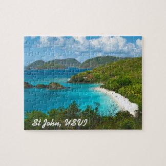 トランク湾、聖ヨハネUSVI ジグソーパズル