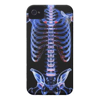 トランク2の骨 Case-Mate iPhone 4 ケース