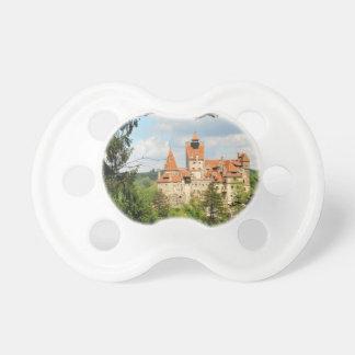 トランシルバニア、ルーマニアのドラキュラの城 おしゃぶり