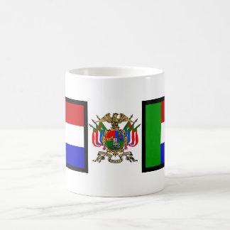 トランスヴァール共和国 コーヒーマグカップ