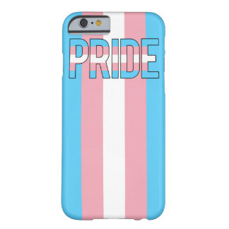 トランス・ジェンダーのプライドのiPhone 6 Barely There iPhone 6 ケース