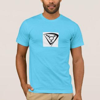 トランス・ジェンダーのロゴのティー Tシャツ