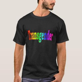 トランス・ジェンダーの虹 Tシャツ