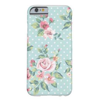 トランプのポーカーの点の花柄 BARELY THERE iPhone 6 ケース