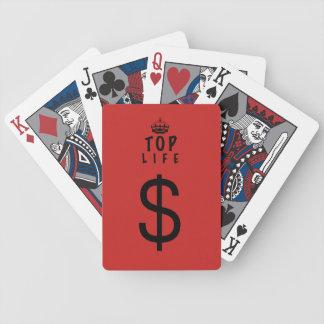 トランプのポーカーカードTopLife バイスクルトランプ