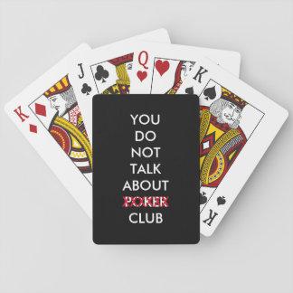 トランプのポーカークラブ トランプ