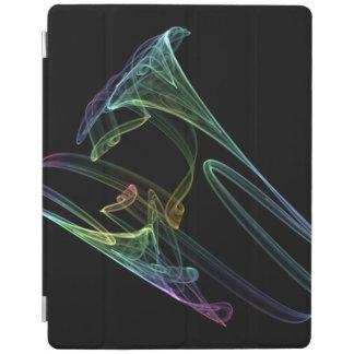 トランペットのフラクタル iPadスマートカバー