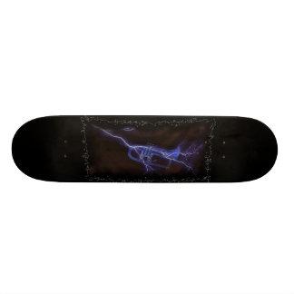 トランペットの稲妻のスケートボード スケートボード
