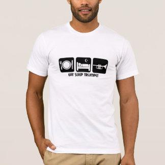 トランペット奏者 Tシャツ