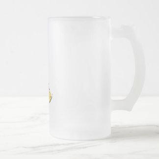 トランペット フロストグラスビールジョッキ