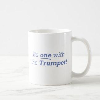 トランペット/1 コーヒーマグカップ