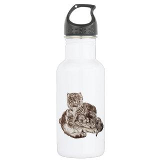 トラ家族 ウォーターボトル