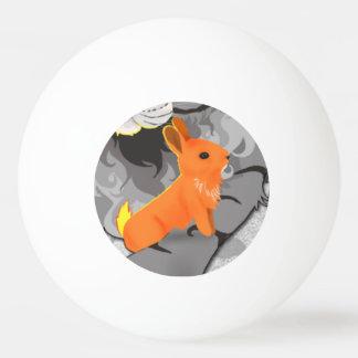 トラ/ウサギのピンポン球の年 卓球ボール