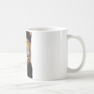 トラ コーヒーマグカップ