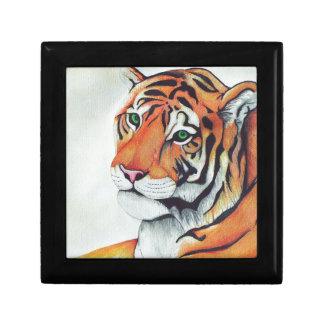 トラ(悲しい目) -キンバリーTurnbullの芸術 ギフトボックス