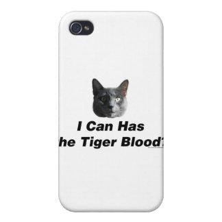トラ 血 iPhone 4/4S ケース