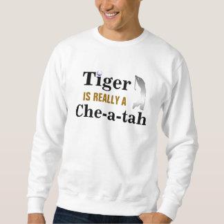 トラCheatah スウェットシャツ
