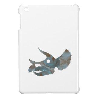 トリケラトプスのスカル iPad MINIカバー