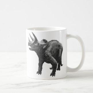 トリケラトプスの恐竜 コーヒーマグカップ