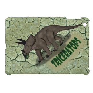 トリケラトプスの恐竜 iPad MINIカバー