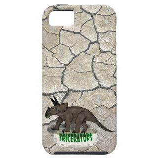 トリケラトプスの恐竜 iPhone SE/5/5s ケース