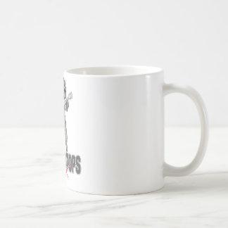 トリケラトプスの石 コーヒーマグカップ
