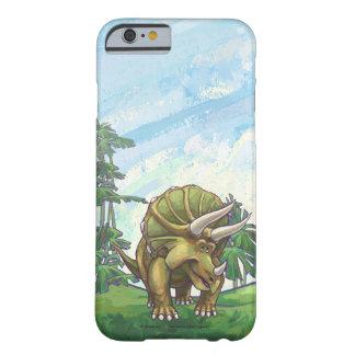 トリケラトプスの電子工学 BARELY THERE iPhone 6 ケース