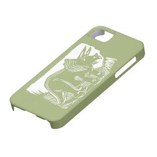 トリケラトプスのiPhone 5/5sの場合 iPhone SE/5/5s ケース