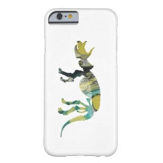 トリケラトプスのprorsusの骨組 barely there iPhone 6 ケース
