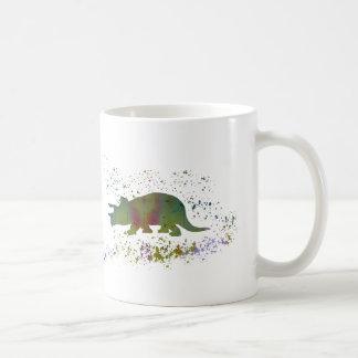 トリケラトプス コーヒーマグカップ