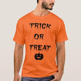 トリック・オア・トリートのハローウィンパーティのTシャツ Tシャツ