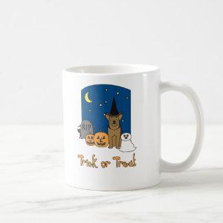 トリック・オア・トリートのAiredaleハロウィン コーヒーマグカップ