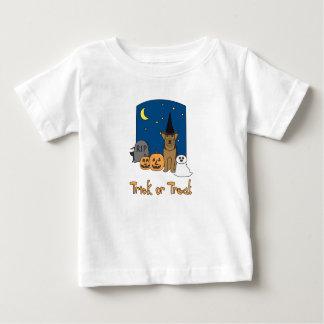 トリック・オア・トリートのAiredaleハロウィン ベビーTシャツ