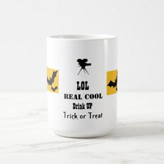 トリック・オア・トリートLOLはクールなマグを実在します コーヒーマグカップ