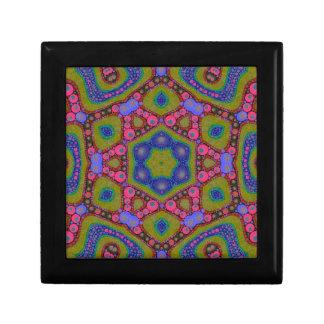 トリップ(幻覚体験)のようなでサイケデリックな抽象芸術 ギフトボックス