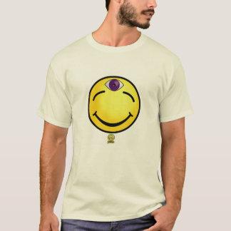 トリップ(幻覚体験)のようなな日を過して下さい! Tシャツ