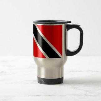 トリニダードの旗 トラベルマグ