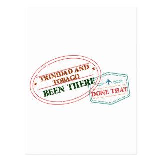 トリニダードトバゴそこにそれされる ポストカード