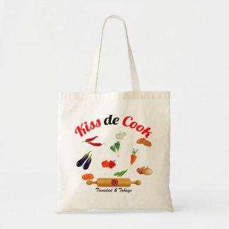 トリニダードトバゴのキスDe Cook トートバッグ